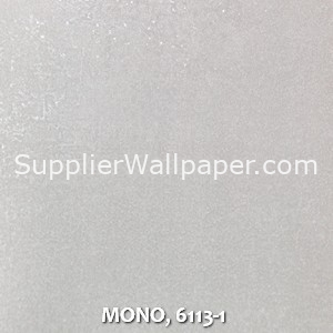 MONO, 6113-1