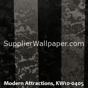 Modern Attractions, KW10-0405