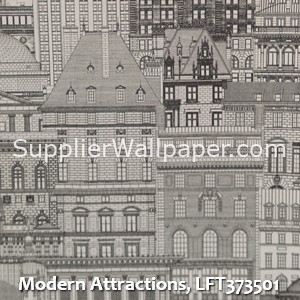 Modern Attractions, LFT373501