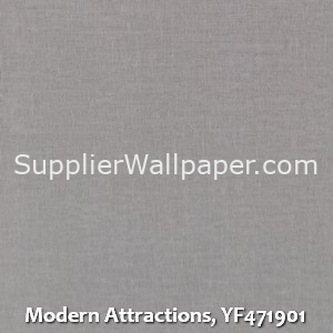 Modern Attractions, YF471901