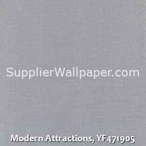 Modern Attractions, YF471905