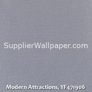 Modern Attractions, YF471906