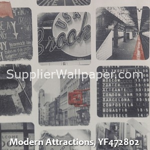 Modern Attractions, YF472802