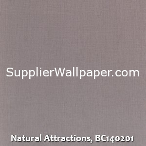 Natural Attractions, BC140201