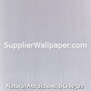 Natural Attractions, BC140502