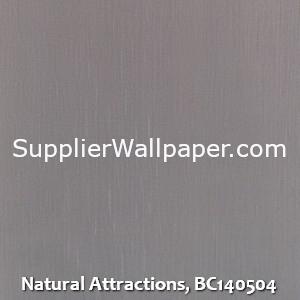 Natural Attractions, BC140504