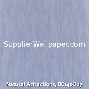 Natural Attractions, BC140807