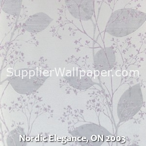 Nordic Elegance, ON 2003
