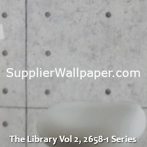 The Library Vol 2, 2658-1 Series