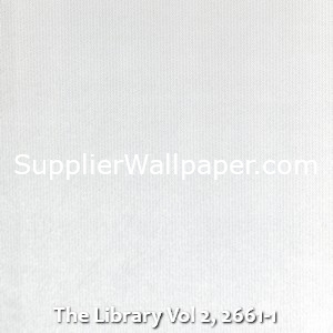 The Library Vol 2, 2661-1