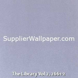 The Library Vol 2, 2661-2