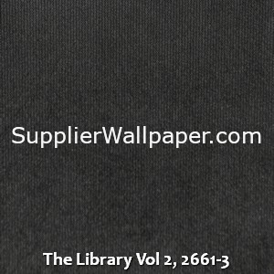 The Library Vol 2, 2661-3