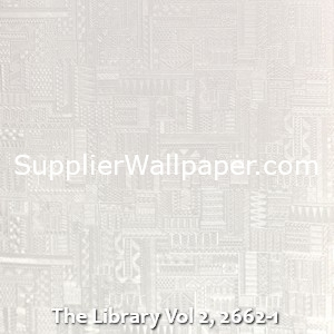 The Library Vol 2, 2662-1