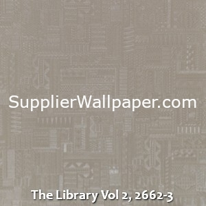 The Library Vol 2, 2662-3
