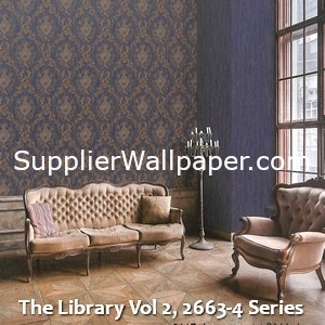 The Library Vol 2, 2663-4 Series