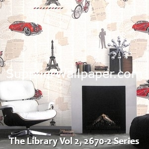 The Library Vol 2, 2670-2 Series