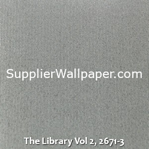 The Library Vol 2, 2671-3