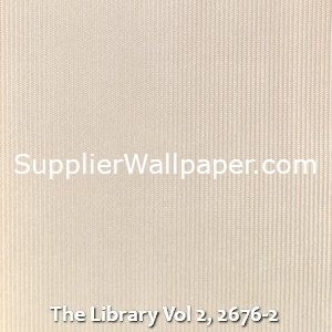 The Library Vol 2, 2676-2