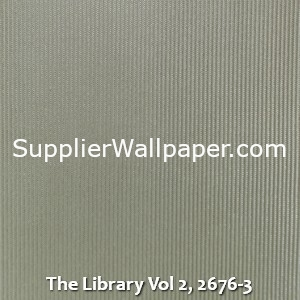 The Library Vol 2, 2676-3