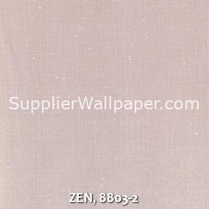 ZEN, 8803-2