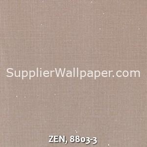 ZEN, 8803-3