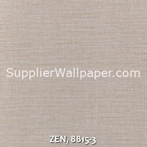 ZEN, 8815-3