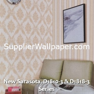 New Sarasota, D1810-3 & D1818-3 Series