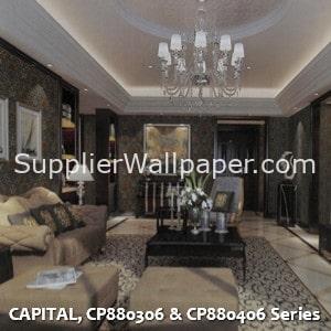 CAPITAL, CP880306 & CP880406 Series