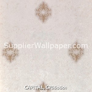CAPITAL, CP880801