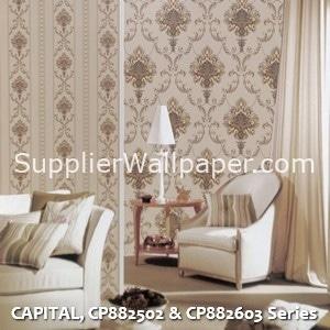 CAPITAL, CP882502 & CP882603 Series