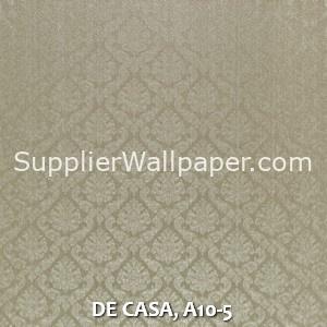 DE CASA, A10-5