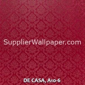 DE CASA, A10-6
