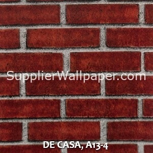 DE CASA, A13-4