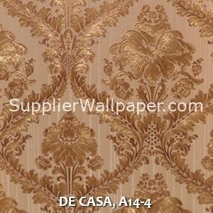 DE CASA, A14-4