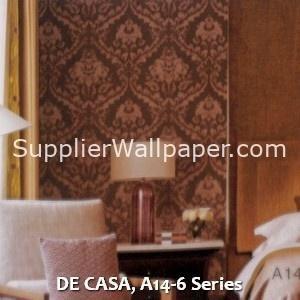 DE CASA, A14-6 Series