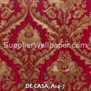 DE CASA, A14-7