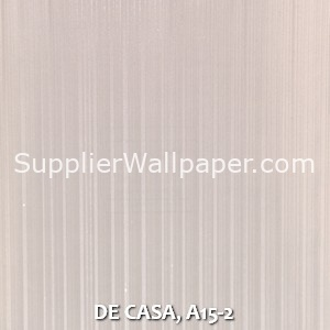 DE CASA, A15-2