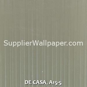 DE CASA, A15-5