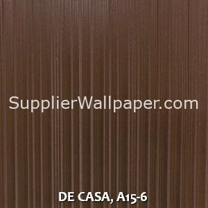 DE CASA, A15-6