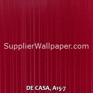 DE CASA, A15-7