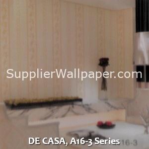 DE CASA, A16-3 Series