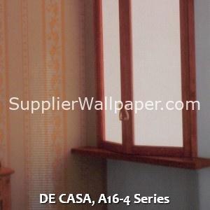 DE CASA, A16-4 Series