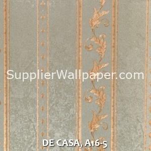 DE CASA, A16-5