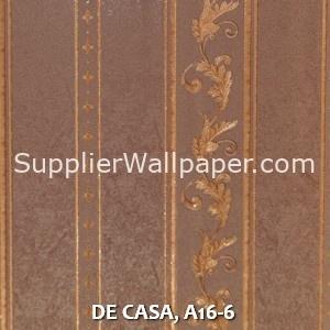 DE CASA, A16-6