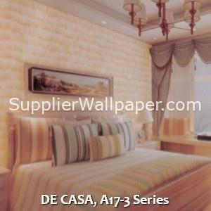 DE CASA, A17-3 Series