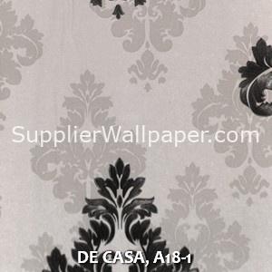 DE CASA, A18-1