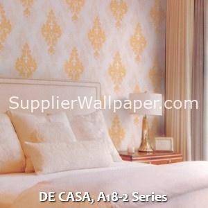 DE CASA, A18-2 Series
