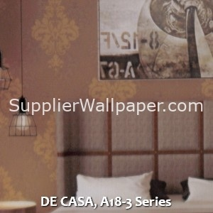DE CASA, A18-3 Series