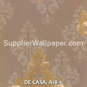 DE CASA, A18-3