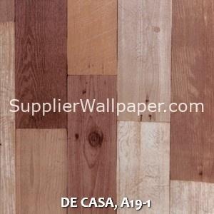 DE CASA, A19-1